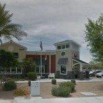 Restaurant Parking Lot & Entrance Landscaping