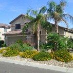 Residental Front Yard Landscaping - Victors Landscaping
